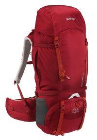 Vango plecak Contour 50:60 Jam. Kolor: czerwony