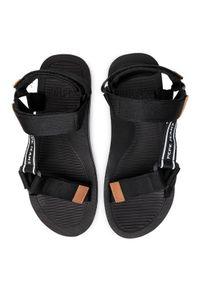 Czarne sandały Pepe Jeans