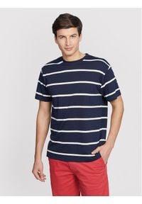 Vistula T-Shirt Jenia XA1093 Granatowy Regular Fit. Kolor: niebieski