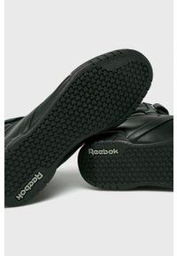 Reebok Classic - Buty Ex-O-Fit Hi. Nosek buta: okrągły. Zapięcie: sznurówki. Kolor: czarny. Szerokość cholewki: normalna. Model: Reebok Classic