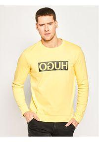 Żółta bluza Hugo