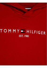 Czerwona bluza TOMMY HILFIGER