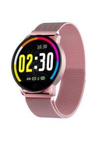 Różowy zegarek GARETT smartwatch #3
