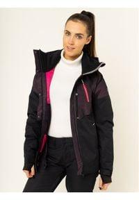 Roxy Kurtka snowboardowa Frozen Flow ERJTJ03219 Kolorowy Short Fit. Wzór: kolorowy. Sport: snowboard