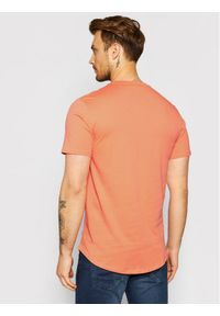 Only & Sons - ONLY & SONS T-Shirt Matt 22002973 Pomarańczowy Regular Fit. Kolor: pomarańczowy #5
