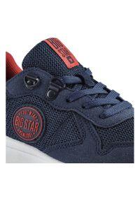 Big-Star - Sneakersy BIG STAR HH374175 Granat