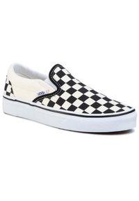 Beżowe buty sportowe Vans Vans Classic