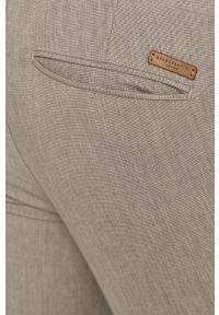 Baldessarini - Spodnie. Kolor: szary. Materiał: tkanina