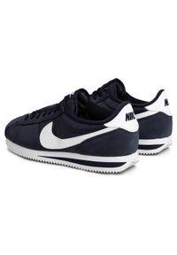 Niebieskie sneakersy Nike z cholewką, na co dzień