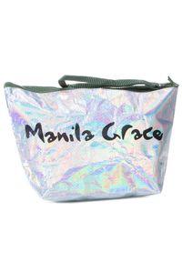Szalik Manila Grace w kolorowe wzory