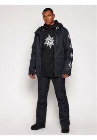 Volcom Kurtka snowboardowa Deadlystones Ins G0452109 Czarny Drop Tail Fit. Kolor: czarny. Sport: snowboard