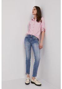 Mos Mosh - Jeansy Sumner Epic Jeans. Kolor: niebieski