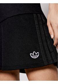 Czarna spódnica mini Adidas