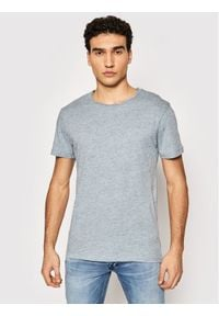 Jack&Jones PREMIUM T-Shirt Bluvance 12185027 Niebieski Regular Fit. Kolor: niebieski