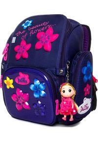 Plecak w kwiaty