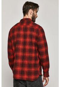 Czerwona koszula Levi's® długa, biznesowa