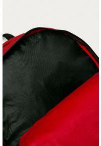 Vans - Plecak. Kolor: czerwony