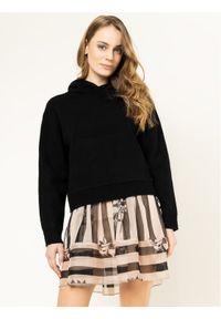 Czarny sweter klasyczny Pepe Jeans
