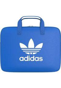 Torba Adidas Adidas torba 15 SS19 niebieska. Kolor: niebieski
