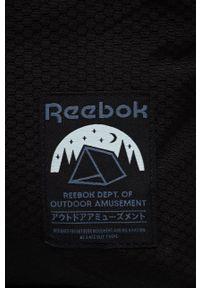 Reebok Classic - Plecak. Kolor: czarny. Materiał: poliester