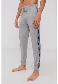 Pepe Jeans - Spodnie piżamowe Hobbs. Kolor: szary. Materiał: dzianina