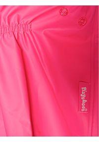 Różowe spodnie Playshoes