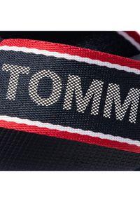 Tommy Jeans Japonki Comfort Footbed Neach Sandal EM0EM00693 Granatowy. Kolor: niebieski