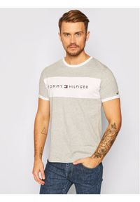 Szary t-shirt TOMMY HILFIGER