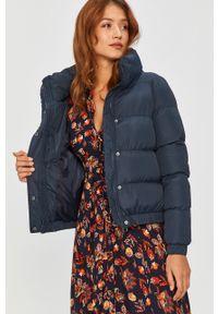 Niebieska kurtka Answear Lab na co dzień, wakacyjna #6