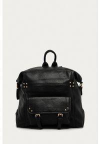 ANSWEAR - Answear - Plecak Answear Lab. Kolor: czarny. Styl: wakacyjny