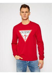 Czerwona bluza Guess