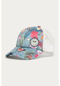 Wielokolorowa czapka z daszkiem Femi Stories