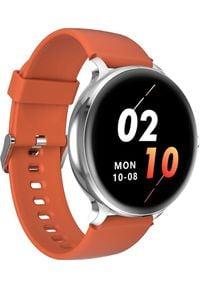 Smartwatch Blackview X2 Pomarańczowy. Rodzaj zegarka: smartwatch. Kolor: pomarańczowy