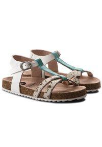 Zielone sandały Gioseppo