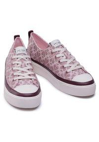 Kate Spade Sneakersy Kaia K0256 Różowy. Kolor: różowy