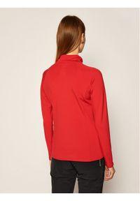 Czerwona bluza sportowa Descente #5