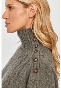 Szary sweter Polo Ralph Lauren polo, z długim rękawem, krótki #5
