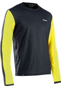 NORTHWAVE Koszulka rowerowa męska XTRAIL JERSEY. Materiał: jersey