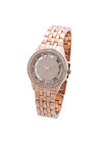 Złoty zegarek bonprix