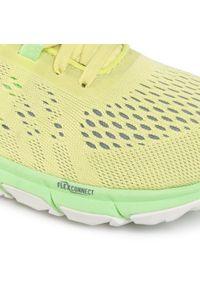 Zielone buty do biegania Merrell z cholewką, na co dzień