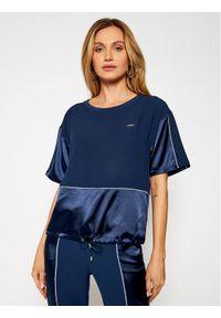 Niebieska bluzka Liu Jo sportowa