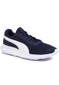 Niebieskie buty trekkingowe Puma