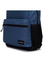 Niebieski plecak Wittchen casualowy