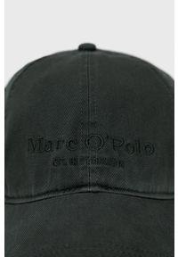 Marc O'Polo - Czapka. Kolor: zielony