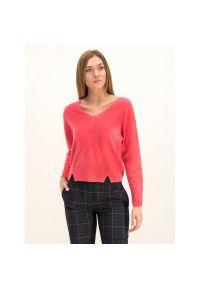 Różowy sweter MAX&Co.
