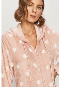 Różowa piżama Haily's długa
