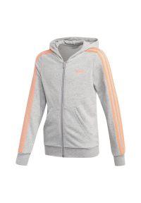 Bluza Adidas długa, z kapturem, sportowa