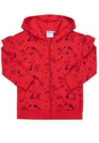Czerwona bluza Primigi