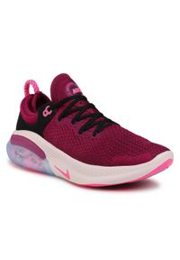 Fioletowe buty do biegania Nike z cholewką