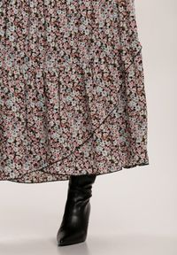Czarna długa spódnica Renee